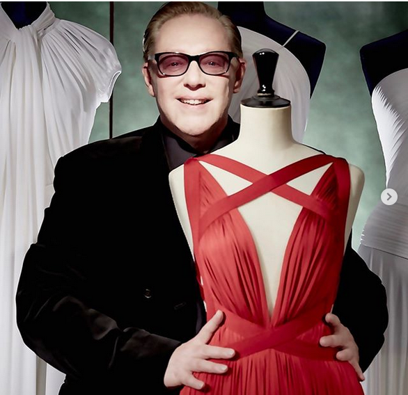 French Fashion Designer Herve Leger The Man Behind The Bandage Dress Has Died Daily Reporter